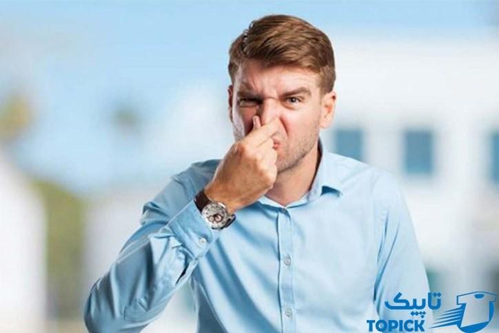 بوی بد عرق بدن