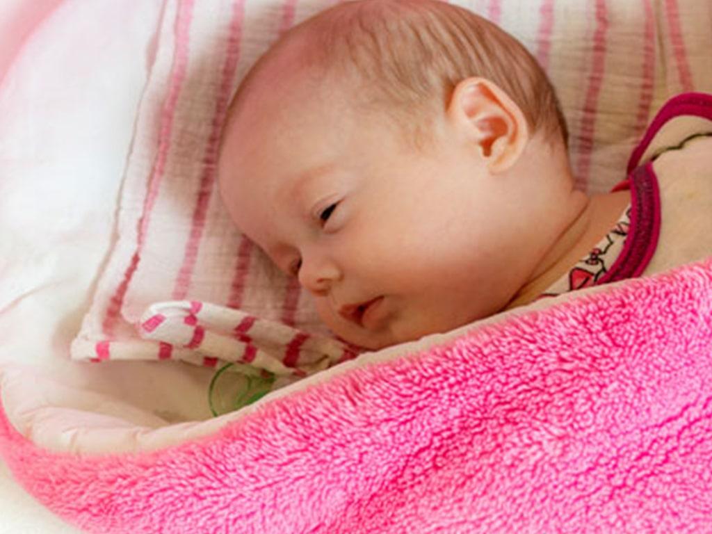 تعریق شبانه در نوزادان
