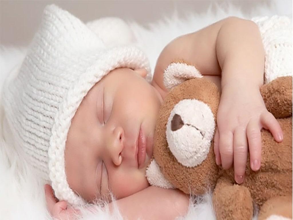 تعریق غیرطبیعی نوزاد