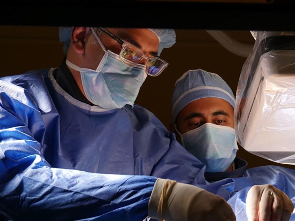 سمپاتکتومی آندوسکوپیک قفسه سینه
