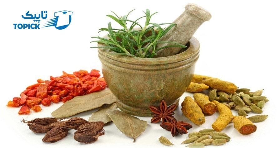 استفاده از گیاهان در طب اسلامی