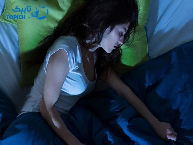 علت عرق کردن زیاد در خواب