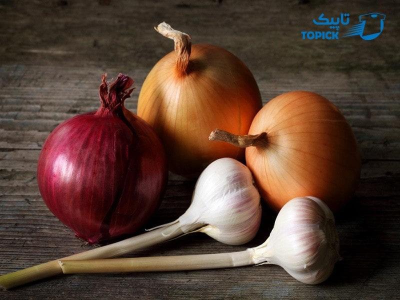 تأثیر مواد غذایی در تغییر بوی عرق بدن