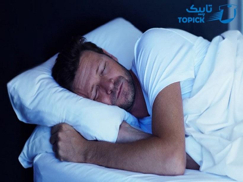 علت عرق کردن سر و گردن در خواب