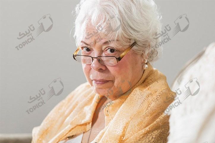علت تعریق زیاد در سالمندان