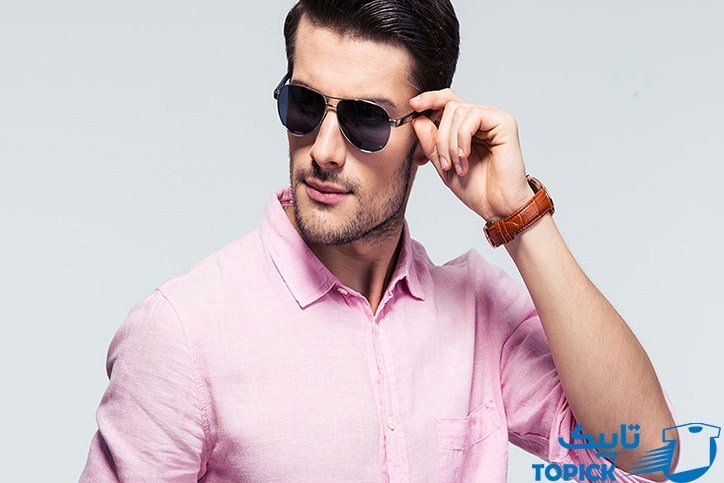 انتخاب رنگ مناسب لباس برای جلوگیری از عرق