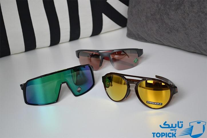 استفاده از عینکهای آفتابی ارزانقیمت