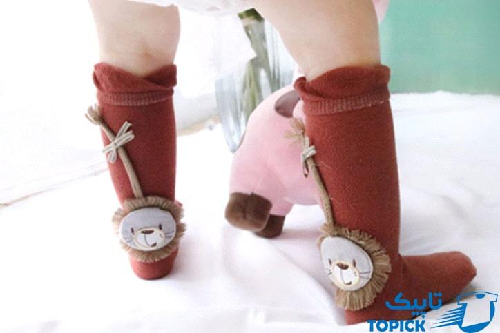 7 نکته در خصوص خرید جوراب بچهگانه 1