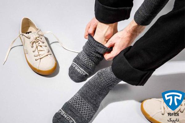 بهترین مارک های جوراب مردانه